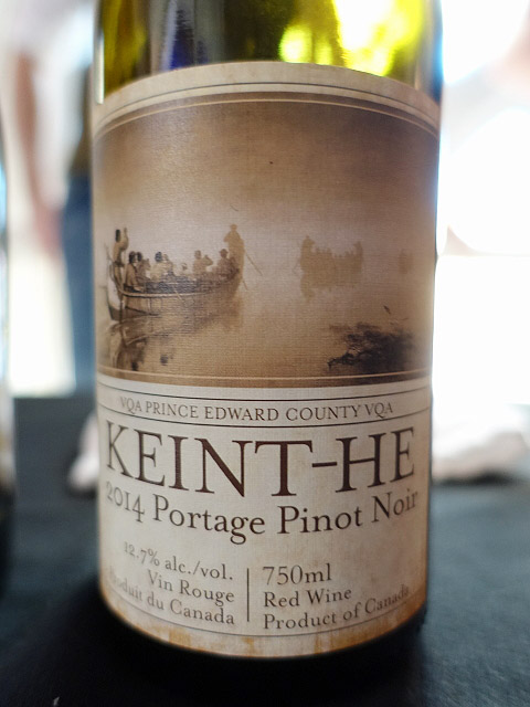 Keint-He Portage Pinot Noir 2014 (89 pts)