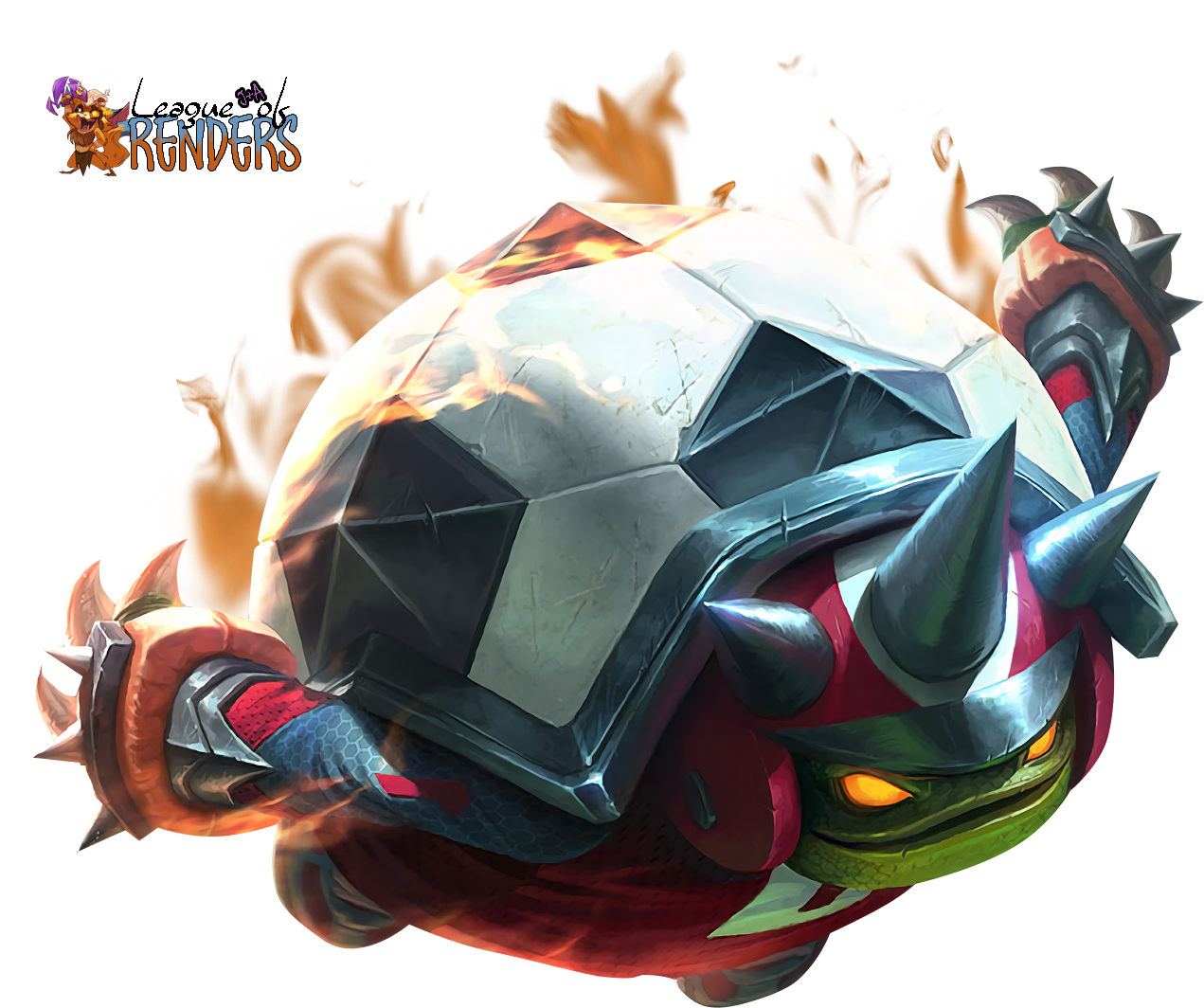 RENDER  Sweeper Rammus