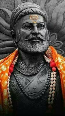 shivaji maharaj motivational image