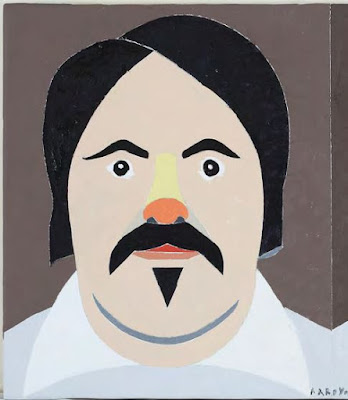 Balzac, vu par Arroyo