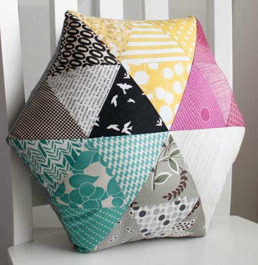 Patchwork en casa patchwork with love propuesta coj n - Patchwork en casa patrones gratis ...