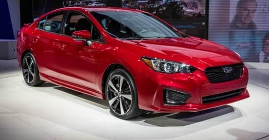 Impreza hatchback review