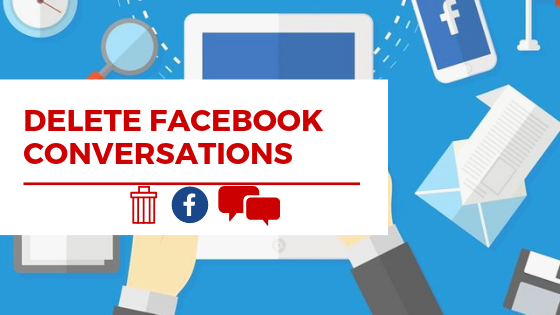 How To Delete A Facebook Conversation<br/>