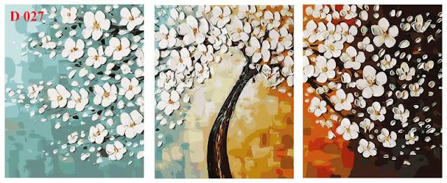 Tranh son dau so hoa tai Thuy Lam