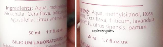 hidratante rosa mosqueta silicium