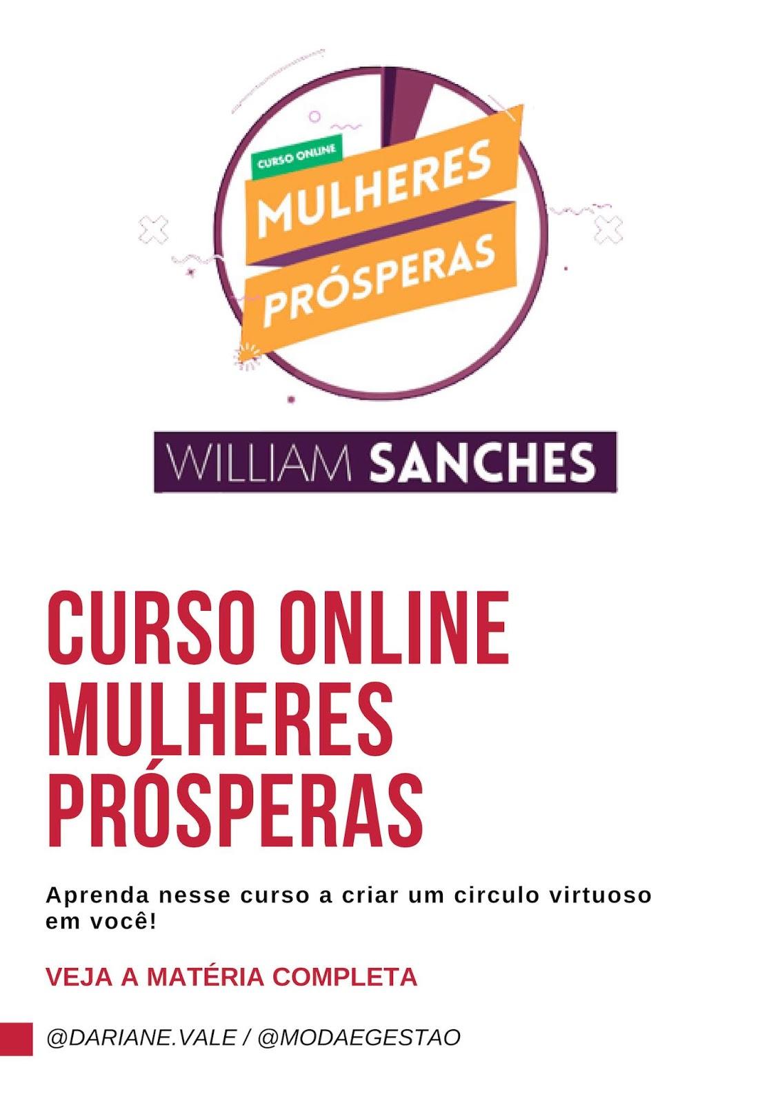CURSO MULHERES PRÓSPERAS