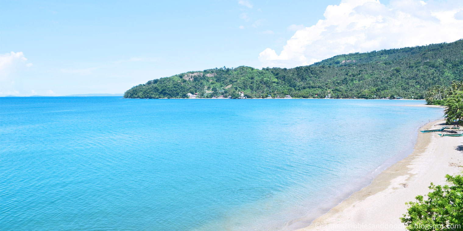 Puerto Galera Travel Diary: Virgin Island | Anne's Scribbles and Doodles