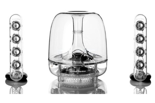 The Geeky Store: Harman Kardon Soundsticks III with