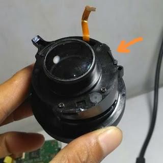 Service Lensa DSLR dan Mirorrles Macet ( zoom stuck ) di Banyuwangi