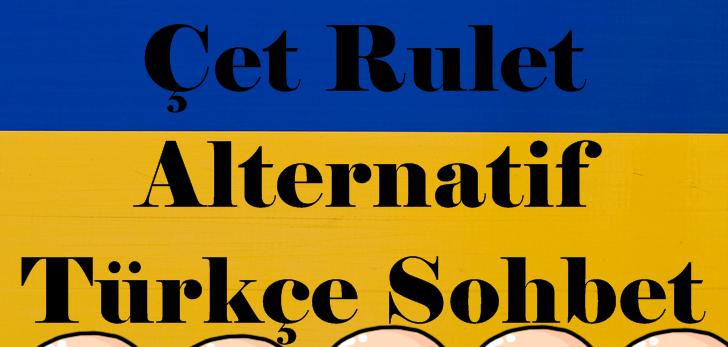 Çet rulet'in aslı chatroulette'dir chatroulette görüntülü sohbet aracıdır çet rulet ile görüntülü sohbet edebilirsiniz.