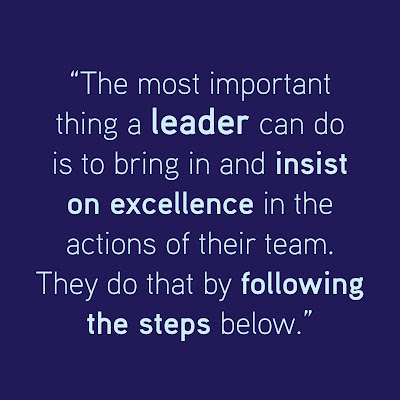 Excellence Leadership Quotes