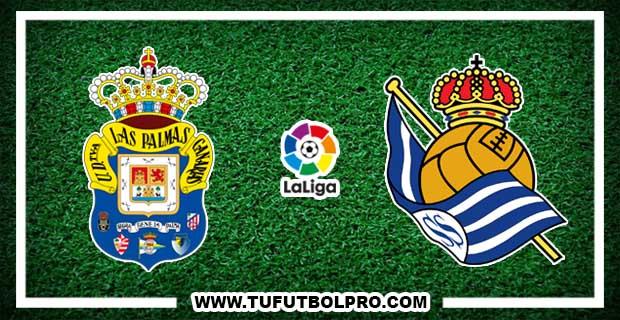Ver Las Palmas vs Real Sociedad EN VIVO Por Internet Hoy 24 de Febrero 2017