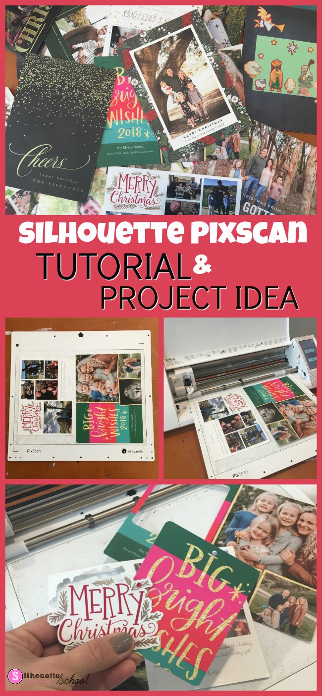 Pixscan, pixscan mat, silhouette pixscan, silhouette america blog, silhouette 101