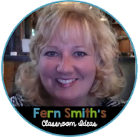 Fern Smith's Classroom Ideas ~ Helping Teachers One Resource At A Time!