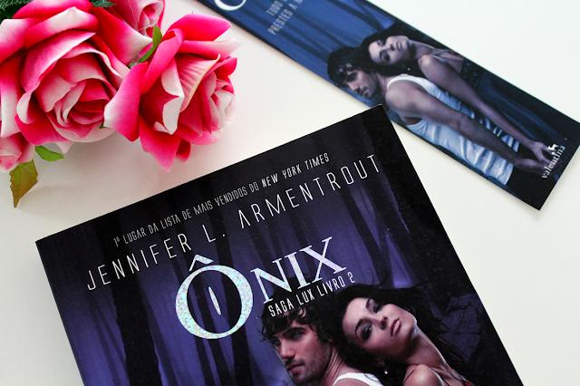 Ônix - Saga Lux #02 - Jennifer L. Armentrout