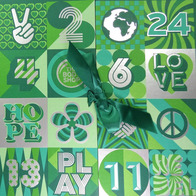 The Body Shop - 25 Days Of Game Changing Advent-Ures Advent Calendar