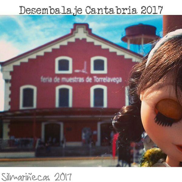 Caty Blythe en Desembalaje Cantabria 2017