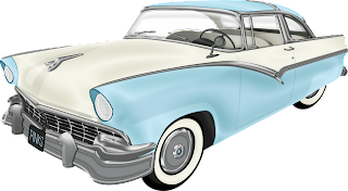 Representation of a Classic Car in an Estate Appraisal