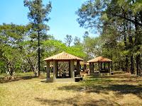Quiosques Parque Ecológico de Barueri