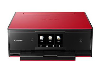 Canon PIXMA TS9020 Driver Download and Wireless Setup