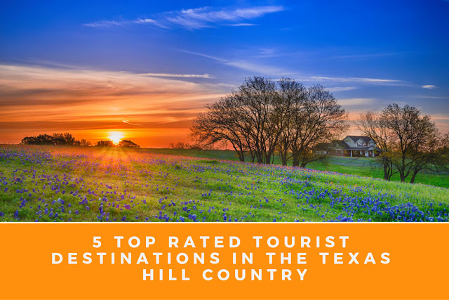 5 top-rated Texas Hill Country tourist destinations blog cover image
