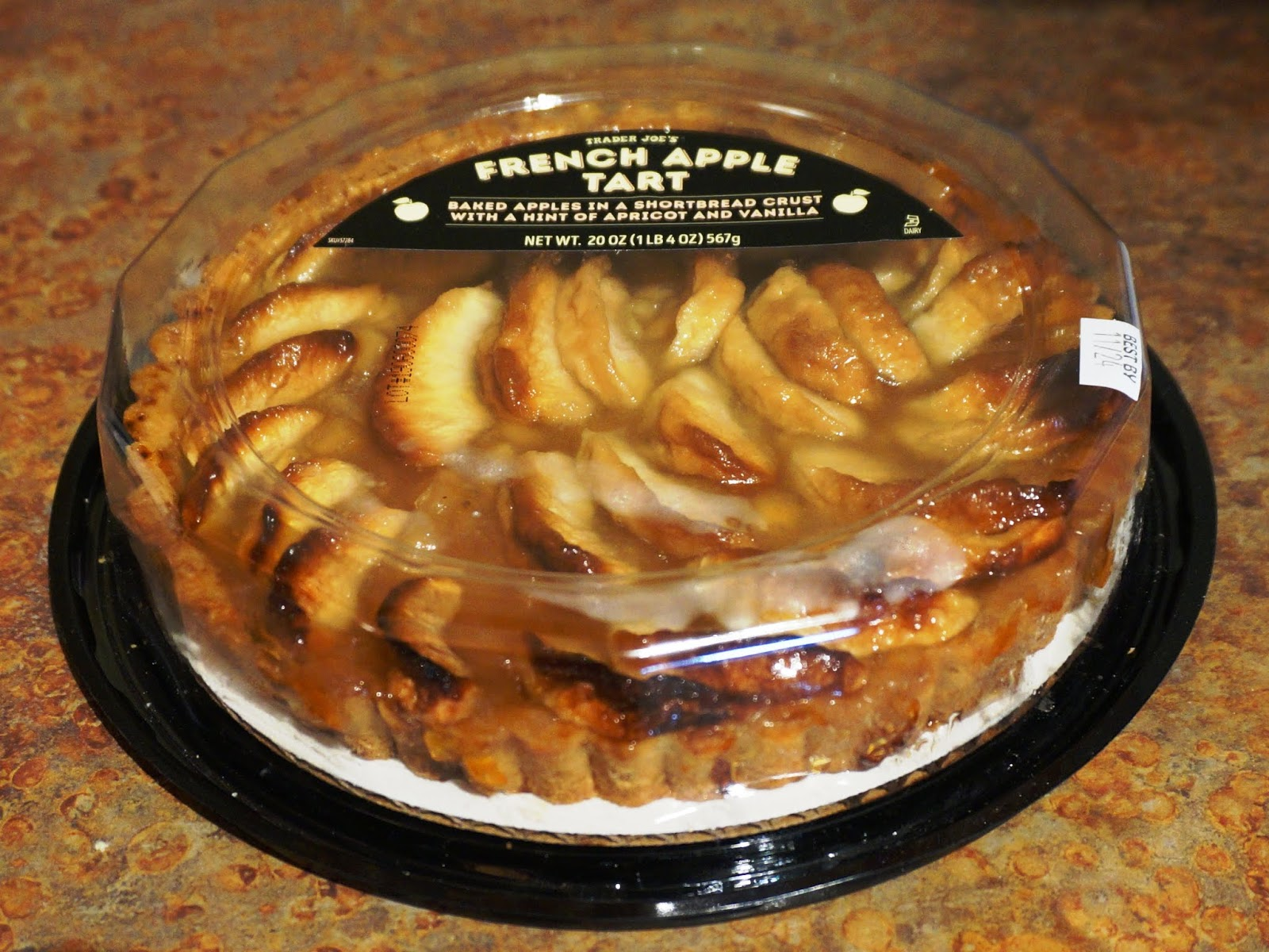 Exploring Trader Joe S Trader Joe S French Apple Tart