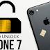 Những cách unlock iphone 7