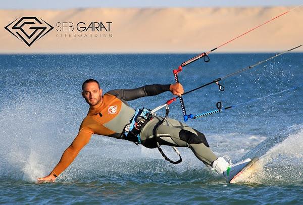 Seb Garat Kiteboarding