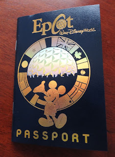 EPCOT Kidscot Passport