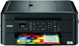 Brother MFC-J480DW Wireless Inkjet Color Review and Driver Download
