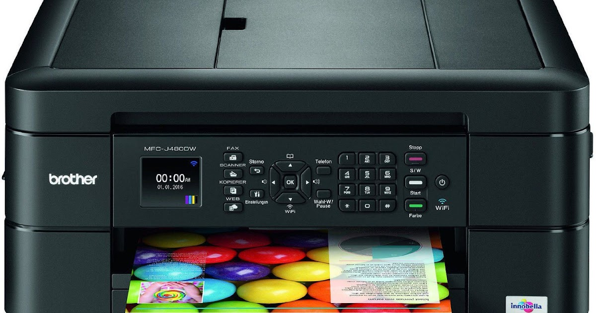 brother mfc-j480dw software