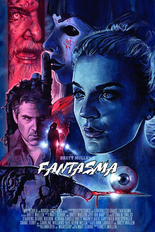 Fantasma (2017) Dual Audio Hindi 300MB HDRip 480p ESubs