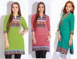 Steal Deal: Women's Kurta / Kurti – Flat 70% Off starts Rs.206 | Women's Inner wear – Flat 50% Off starts Rs.117 Only