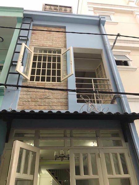 Bán nhà Hẻm xe hơi Đỗ Thừa Luông phường Tân Quý quận Tân Phú