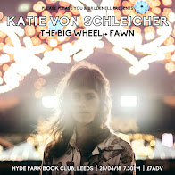 Katie Von Schleicher, The Big Wheel + Fawn