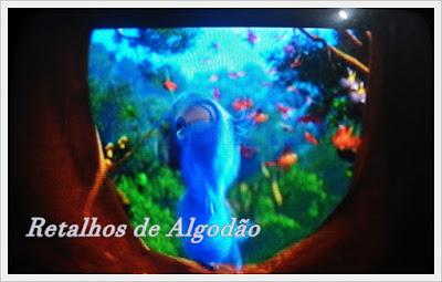 Foto tirada do filme Rio