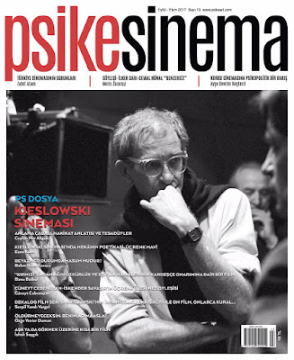 Psikesinema 13. Sayı (Eylül - Ekim) - Krzysztof Kieslowski