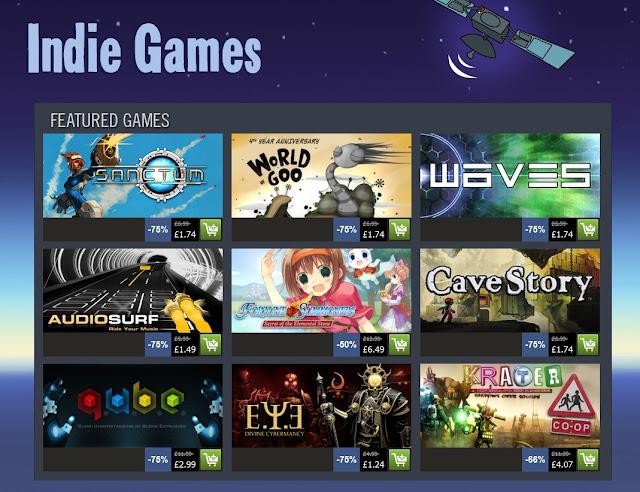 Games Indie Steam