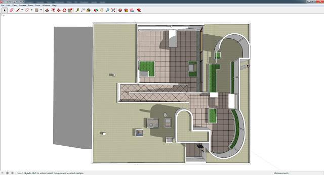 viewport-sketchup-maquete-eletronica-benderartes.blogspot.com