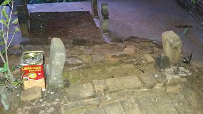 Makam Saha Saleresna Nu Sumare di Gunung Cupu Sumedang teh???