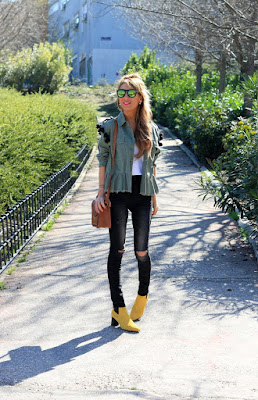 Outfits con Botines