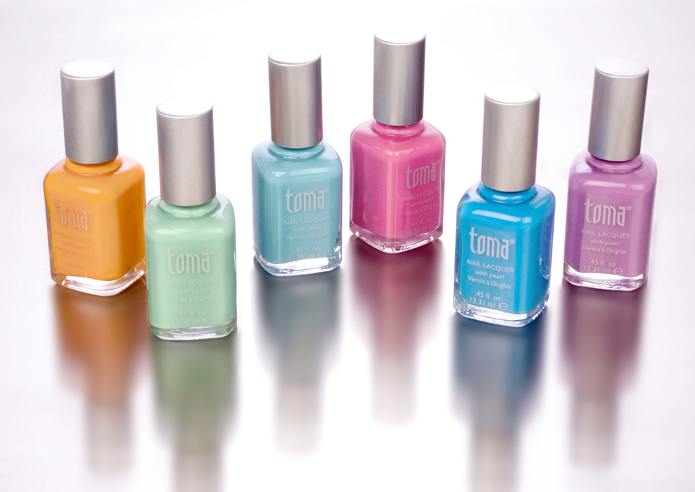 Tutti Frutti Toma Nail Polish Collection