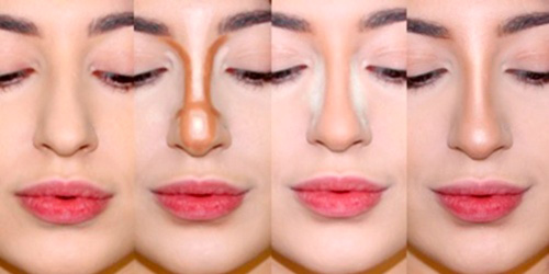 nariz mas fina sin cirugia paso a paso