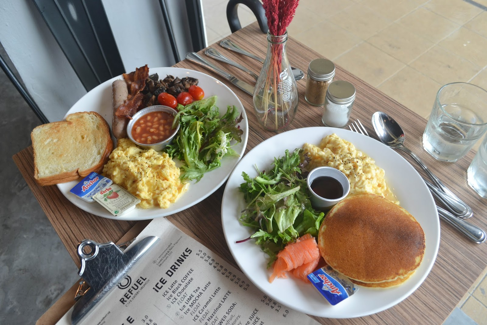 Food Review: Refuel Cafe