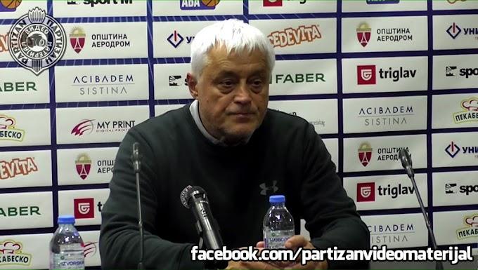 """Nikolić i Gavrilović: """"Biće teško, ali daćemo sve od sebe za pobedu!"""""""