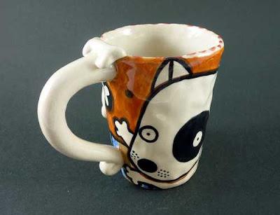 Diseños muy creativo de taza.