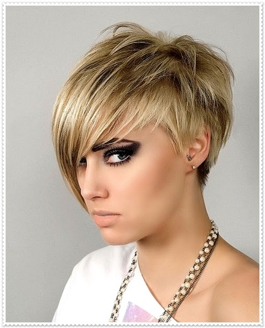 Trendfrisuren 2014 Damen Undercut