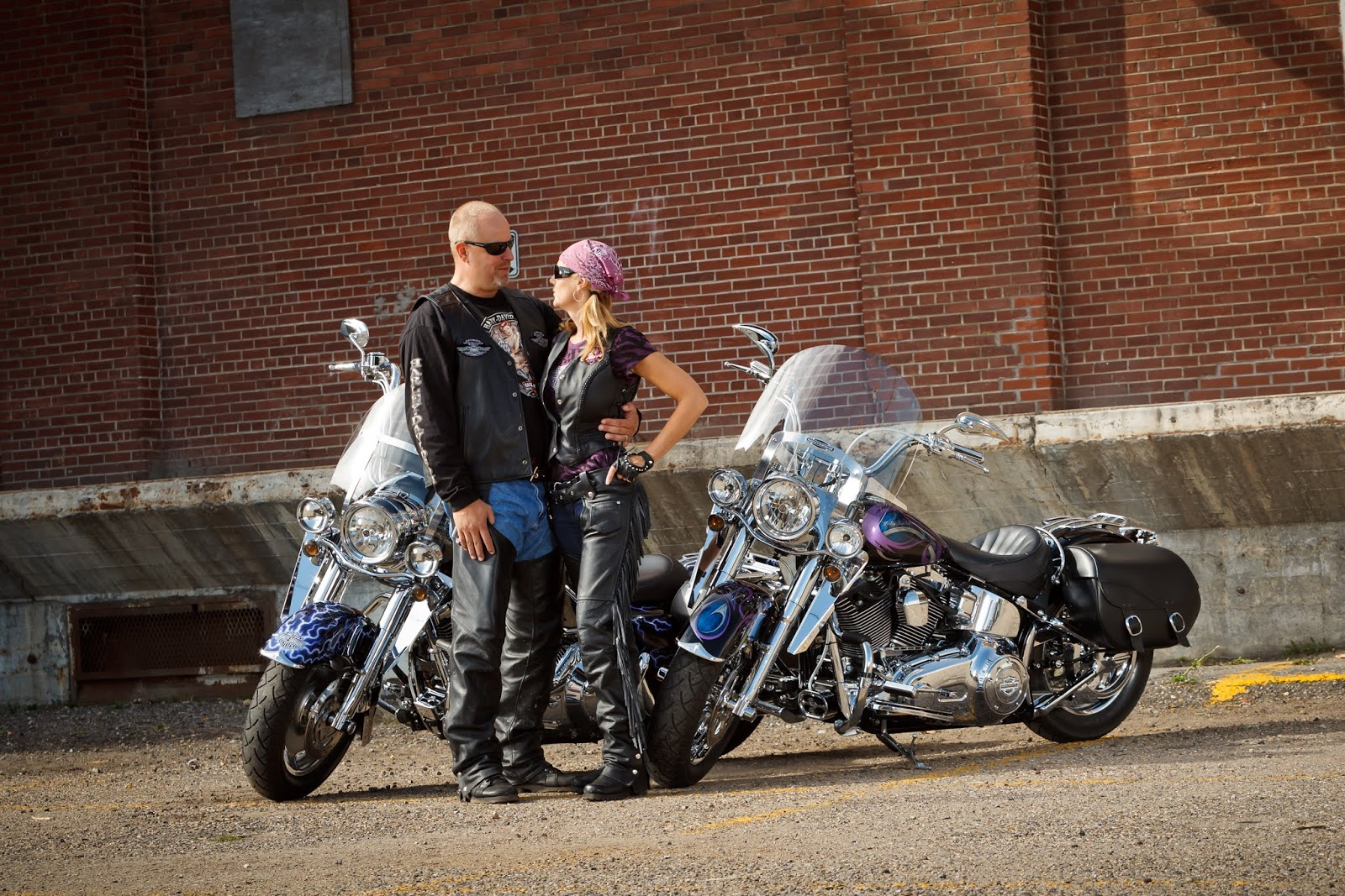 dating harley riders