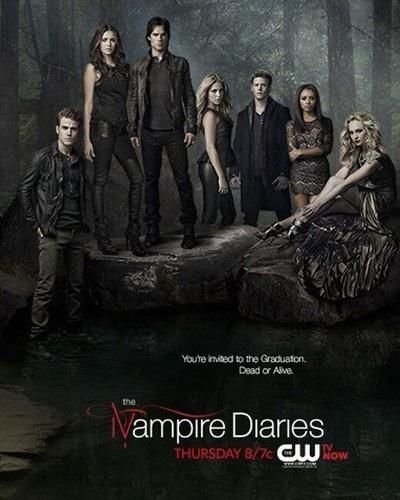 Reseña: The Vampire Diaries 4º Temporada