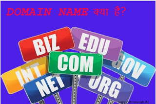 domain name kya hai in Hindi